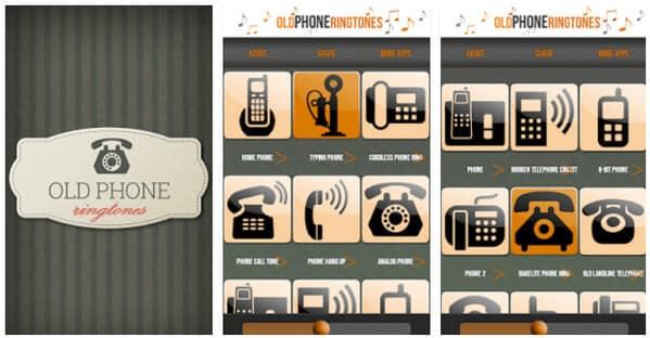 Εφαρμογή Zedge Ringtone - Παλιό ήχο κλήσης τηλεφώνου