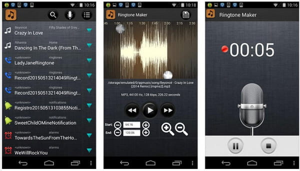 zedge app ringtones for iphone
