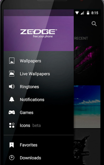 zedge ringtones for android apk