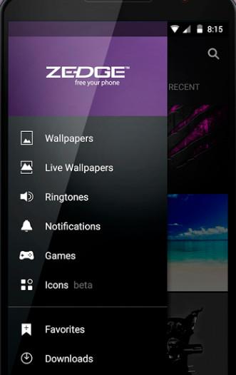 zedge app zedge ringtones wallpapers app for iphone