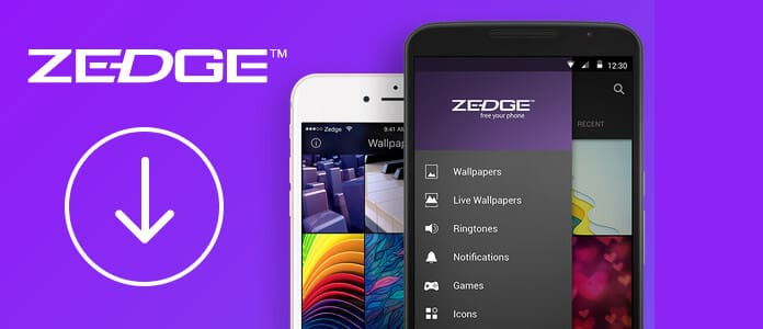 how to use zedge ringtones app