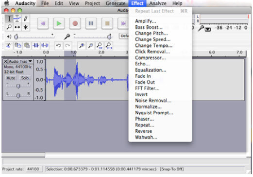 Audacity for Mac - Edit and Record Audio on Mac