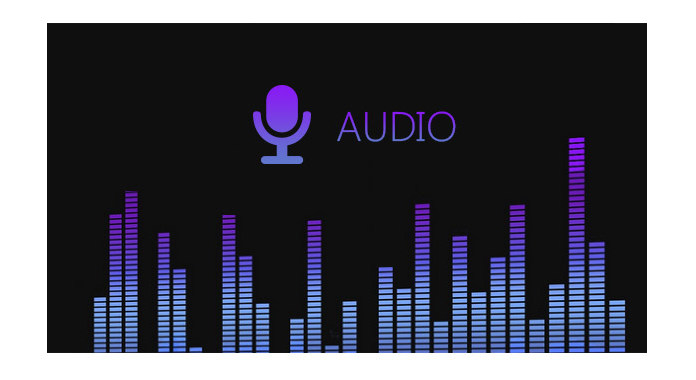 Converti file audio