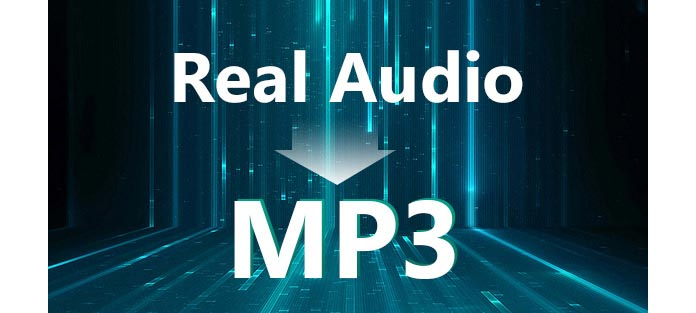Converti audio reale in MP3