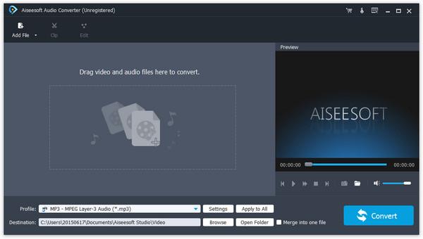 Aiseesoft Audio Converter - 音频转换软件丨反斗限免