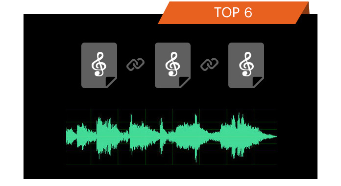 Top 6 Audio Joiners – Songs Mixers to Combine Audio Files