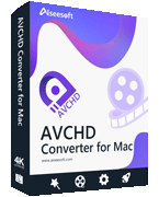 AVCHD Video Converter per Mac