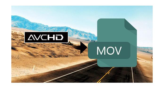 Converti AVCHD in MOV