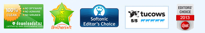 Awards for Sony Converter for Mac