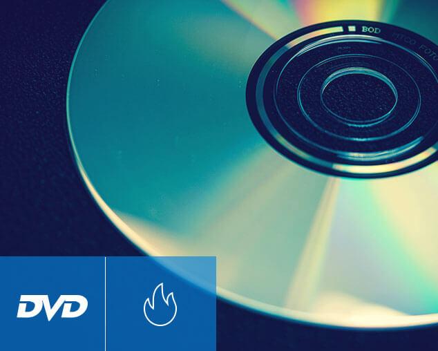 Δημιουργία DVD