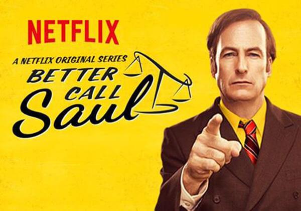 Je kunt beter Saul bellen