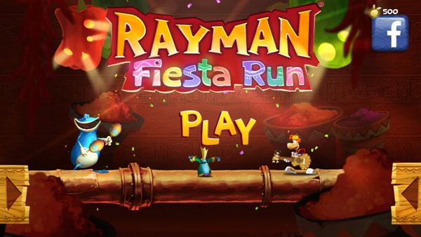 Pacchetto Rayman