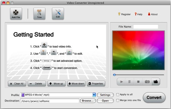 iOrgsoft BlackBerry Converter for Mac