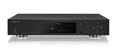 OPPO Blu-ray DVD Player