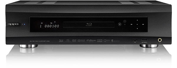 OPPO BDP-105 Blu-ray 3D Player
