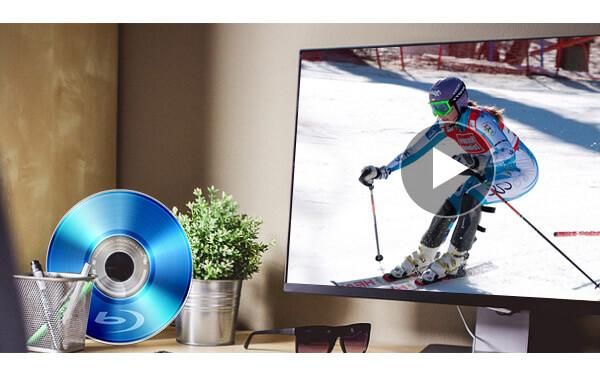 Riproduci Blu ray su PC