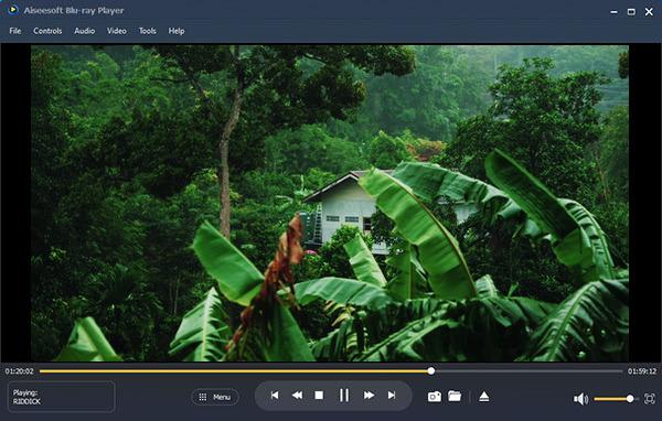 Riproduci film Blu-ray