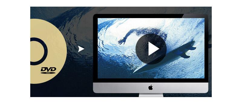 Přehrávejte filmy na DVD v systému Mac