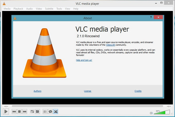 VLC for MP4 Player