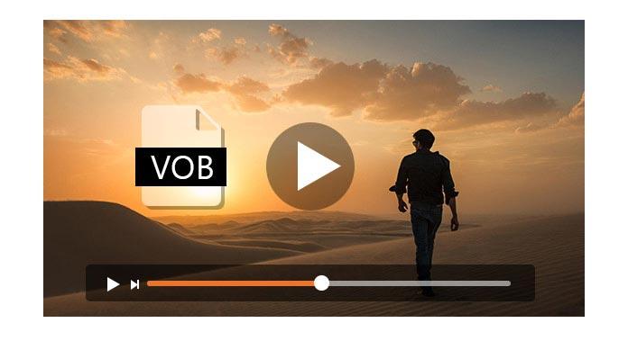 Odtwarzaj pliki VOB za pomocą VOB Player