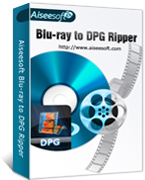 Aiseesoft Blu-ray to DPG Ripper boxshot