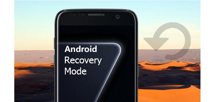 Tryb odzyskiwania Androida