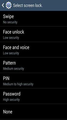 How To Lock And Unlock Samsung Galaxy Screen