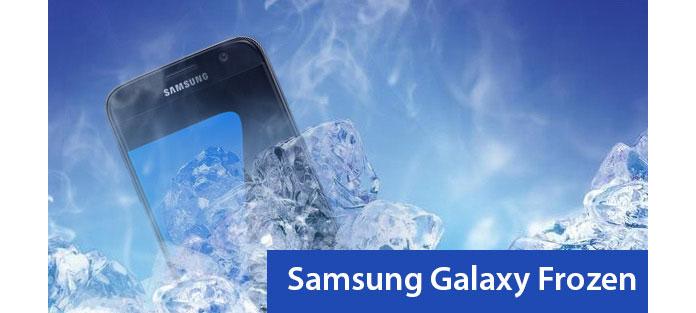 Samsung Galaxy Freezing