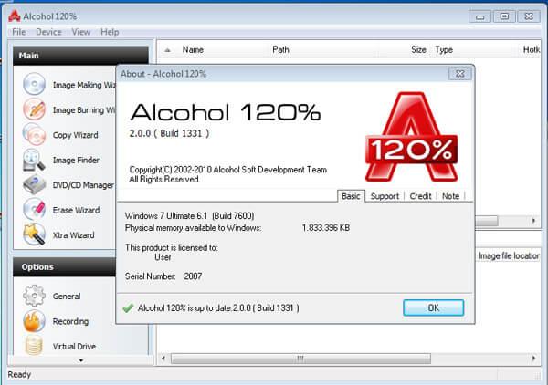 Αλκοόλ 120%