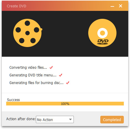 how to create dvd video