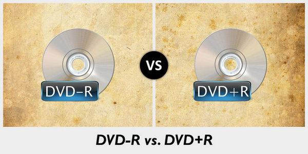 Διαφορά μεταξύ DVD + R και DVD-R