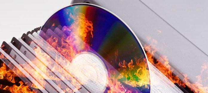 Jak nagrać płytę DVD