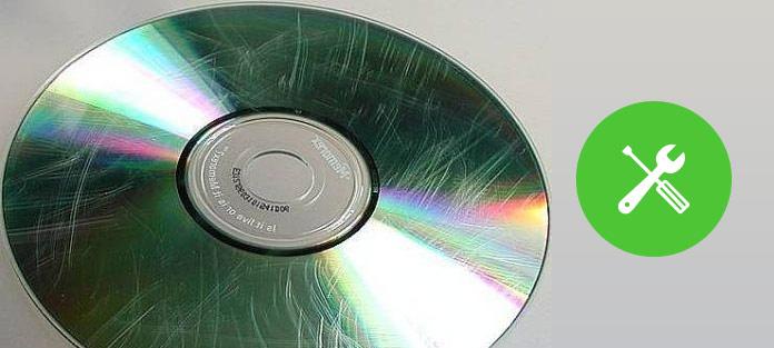 Πώς να διορθώσετε ένα γρατσουνισμένο DVD