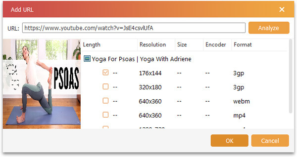 Pobierz Yoga Video z YouTube