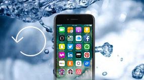 Recupera i dati persi da iPhone danneggiato dall'acqua