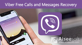 Recover Deleted Viber