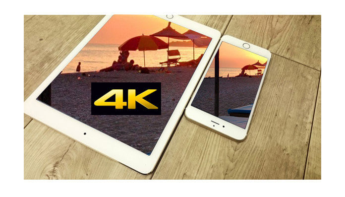 4K Phone and Tablet