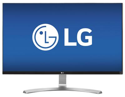 Monitor LG 4K