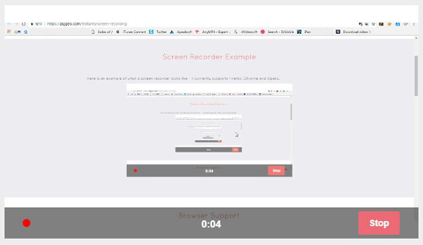 Chrome Screen Recorder - How to Record Streaming Video/Audio