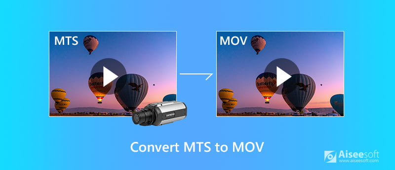 Convertire MTS / M2TS in MOV