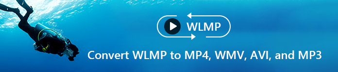Konwertuj WLMP na MP4