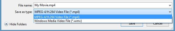 WLMP do WMV MP4