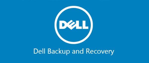 Δημιουργία αντιγράφων ασφαλείας και ανάκτηση της Dell