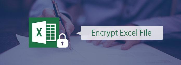 encrypt excel data