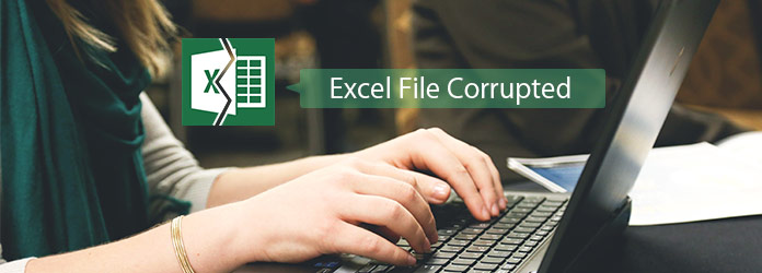 Corrupted Excel File