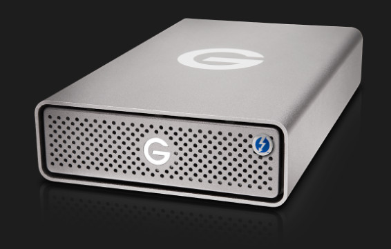 Recupero unità G-Technology