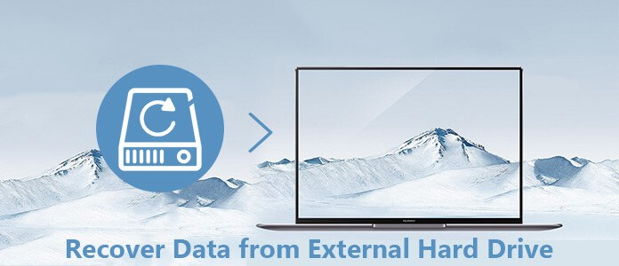 Recover Data from External Hard Drive