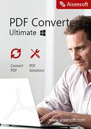 pdf converter - Aiseesoft PDF Converter Ultimate 3.3.20