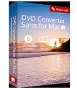 Σουίτα μετατροπέα Mac DVD