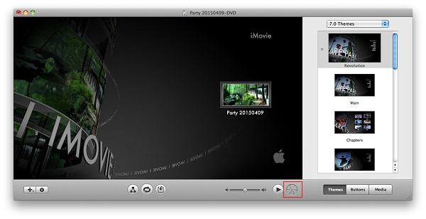 how to put imovie on dvd without idvd